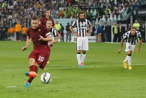 Totti: Juventus should be in a league of their own