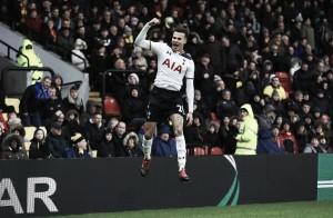 El Tottenham arranca el año con una goleada