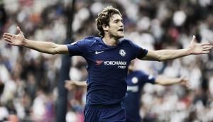 Premier League - Orgoglio Chelsea: Marcos Alonso stende il Tottenham a Wembley (1-2)