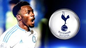 Nkodou, en dirección al Tottenham Hotspur