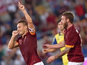 AS Roma 3-0 Chievo: Giallorossi run rampant against Flying Donkeys