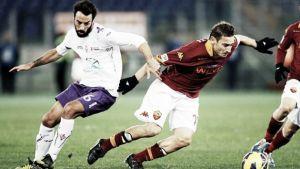 Totti entra en la convocatoria contra la Fiorentina