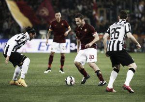 Live Roma - Juventus, risultato partita di Serie A in diretta (2-1): accorcia Dybala, Szczesny salva tutto
