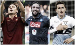 Roma, Lazio e Napoli: tre squadre per due posti al sole
