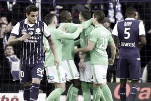 El Saint Etienne se deshace de un blando Toulouse