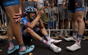 Tour de France: il dramma di Bauer in attesa dei Pirenei