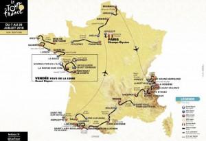 El Tour de Francia repite sus invitaciones para la edición de 2018