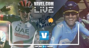 Resumen etapa 7 del Tour de Francia: Groenewegen se impone en el sprint final