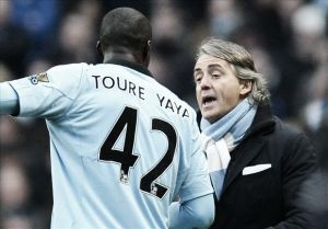 Yaya Touré reveals he is open to transfer as rumours of move to former boss Mancini grow