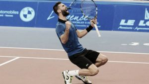 Benoit Paire vuelve al top 100 tras vencer en Quimper
