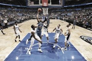 A Minnesota Timberwolves le basta con la primera parte para vencer a Orlando Magic