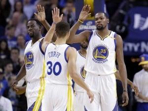 NBA Playoffs: Golden State, il riposo dei guerrieri