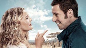 Adam Sandler y Drew Barrymore, juntos de nuevo