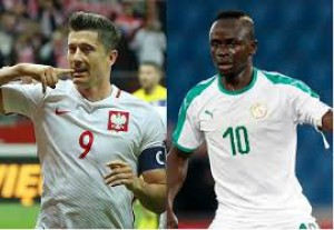 Polónia x Senegal: Futebol a duas temperaturas
