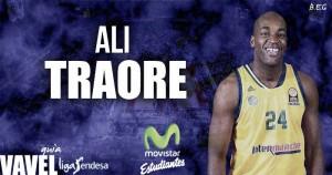 Movistar Estudiantes 2016-17: Ali Traoré, la roca de Francia
