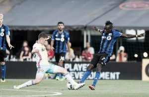 Heavy lineup changes factor in Columbus Crew SC, Montreal Impact 0-0 draw