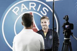 """Kevin Trapp: """"El Paris Saint-Germain es uno de los clubes más grandes del mundo"""""""