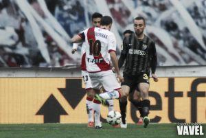 Rayo Vallecano - Málaga: puntuaciones del Rayo, jornada 28 de la Liga BBVA
