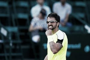 ATP Houston: ritorno vincente per Tipsarevic, fuori Lorenzi