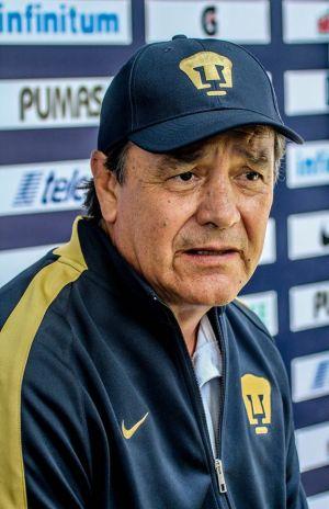 """José Luis Trejo: """"Nuestra meta siempre es buscar los primeros lugares"""""""