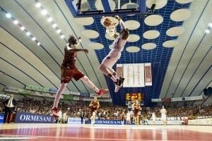 Legabasket Serie A - Finale Scudetto - L'intensità di Trento e le polveri bagnate di Venezia