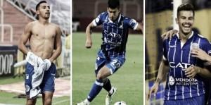 Tres puntos altos en Godoy Cruz