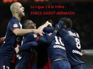 Le top 5 et le flop 5 à la trêve (1/10) : Paris SG