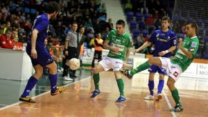 Azkar Lugo logra un valioso empate frente a Triman Navarra