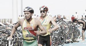 El domingo comienza la Copa Mundo de Triatlón en Cartagena