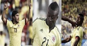 La legión'verdolaga' destacada con la Selección Colombia