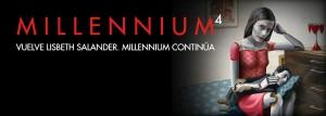 Millennium 4 sigue adelante. Posibles nuevas Lisbeth Salander