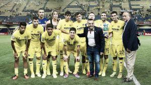 El Villarreal se lleva el XV Trofeo Cerámica dando una exhibición ante su afición