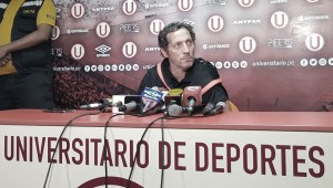 """Pedro Troglio: """"Nos estamos quedando en la tabla"""""""