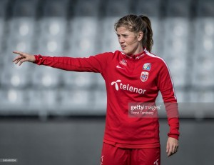 Maren Mjelde looks back on an important year with both Norway and Chelsea