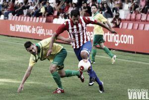 Sporting B - Tropezón: duelo por todo lo bajo