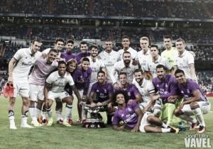 La XXXVIII edición delTrofeo Santiago Bernabéu, el 23 de agosto
