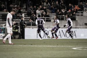Toulouse 2-1 Rennes: Battle of the off-form sides results in home win