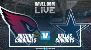 Resultado Dallas Cowboys vs Arizona Cardinals na abertura da pré-temporada da NFL (20-18)