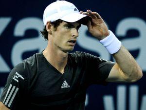 ATP Shenzhen, finale Murray - Robredo