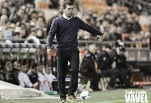 """Contra: """"Un punto contra el Barcelona vale mucho"""""""