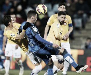 Álvaro Vázquez iguala su mejor marca goleadora en primera