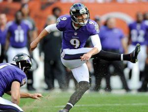 Justin Tucker le da la victoria a los Ravens