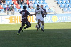 La SD Huesca sucumbe ante el CD Tudelano