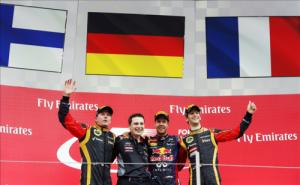 """Alonso positivo: """"Gran lavoro di squadra"""""""