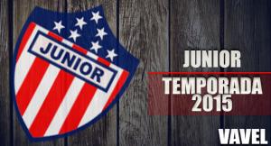 Guía VAVEL Liga Águila 2015-I: Atlético Junior