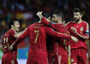Eliminatoires Euro 2016 : Petite victoire pour la Roja