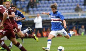 Empate polémico entre Sampdoria y Torino