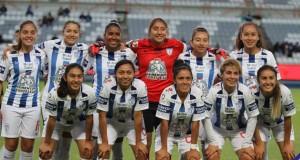 Pachuca, presente en la fiesta grande de la Liga MX femenil