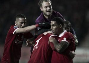 El Twente gana de forma agónica