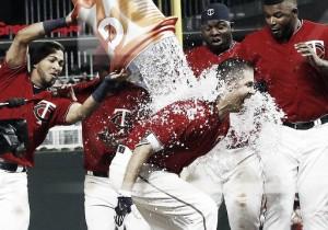 Minnesota Twins walk-off Boston Red Sox 4-3